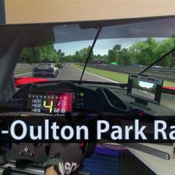 Hartnäckige KI in Assetto Corsa - OultonPark