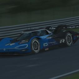 RaceRoom Racing Experience | Volkswagen ID. R | Nordschleife Hotlap 6:01.624