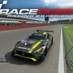 R3E | Mercedes AMG GT3 @Hockenheim