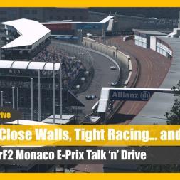 rF2: Wild Ride at the Monaco E-Prix