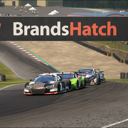 Assetto Corsa Competizione - Brands Hatch & Audi R8 Gameplay HD