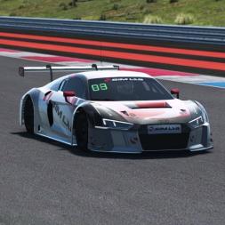 rFactor 2 | Audi R8 LMS GT3 | Paul Ricard GT Hotlap 1:54.286