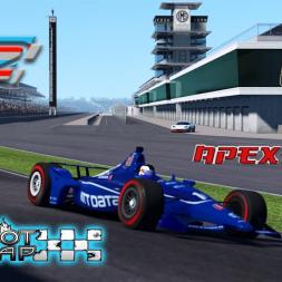 rFactor 2 * Indycar 2019 * Indianapolis 500 [hotlap]
