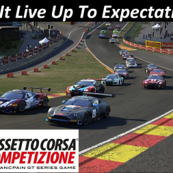 Assetto Corsa Competizione - Is It Worth Your Time - A Short Review