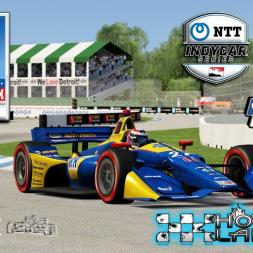 Assetto Corsa * VRC Formula NA 2018 * Detroit GP Belle Isle Park [hotlap]