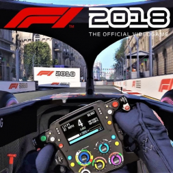 F1 2018 | Baku HOTLAP | Driver's Eye | 4K Ultra Graphics Gameplay