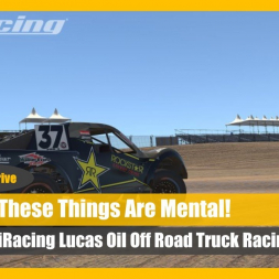 iRacing: Something Completley Different.. Lucas Oil Off Road Racing