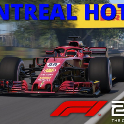F1 2018 | HOTLAP at Montreal | 4K