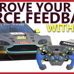 How to setup your Assetto Corsa Competizione Force Feedback with LUT generator