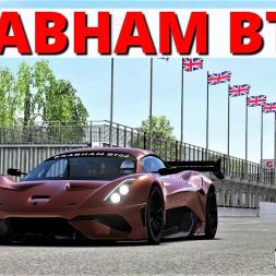 Brabham BT62 | Demo Run at Goodwood | Assetto Corsa | 4K