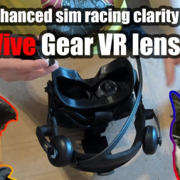 HTC Vive Gear VR lens mod: How to guide and review