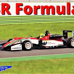 RSR Formula 3 Mick Schumacher | HOTLAP at Vallelunga | Assetto Corsa | 4K