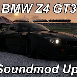 ACFAN Soundmod Update für den BMW Z4 GT3 - Assetto Corsa - Let's Play
