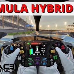 RSS Formula Hybrid 2019 | HOTLAP at Bahrain (Driver's Eye) | Assetto Corsa | 4K