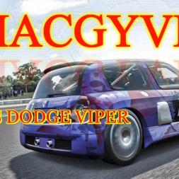 MACGYVER: S Class Dodge Viper - Dubai