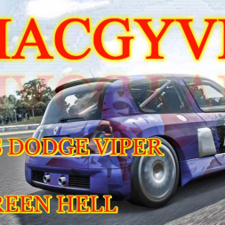 MACGYVER: S-Class Dodge Viper - The Green Hell