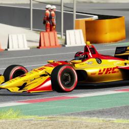2018 Indycar (VRC)   HOTLAP at Barcelona   Assetto Corsa   4K