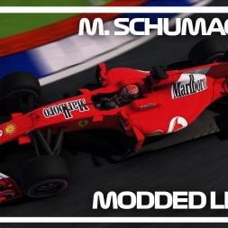 F1 2018 | M. SCHUMACHER Modded Livery F1 05