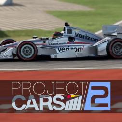 Dallara IR-12 Chevrolet  Hockenheim GP  Project Cars 2