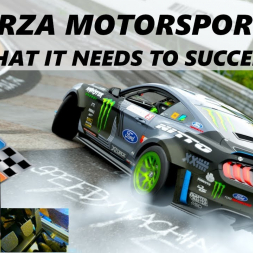 What Forza Motorsport needs to succeed in 2020