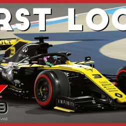 F1 2019 First Look