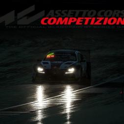 ACC   Lexus RC F GT3 @Silverstone Night & WET