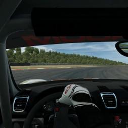 Raceroom Racing - Porsche Cayman GT4 @ Autodrom Most - 1:39.132