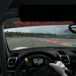 Raceroom Racing - Porsche Cayman GT4 @ Hockenheimring GP - 1:47.144