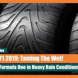F1 2019: Tackling Monster Rain in Germany