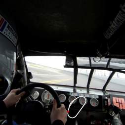 My First Time in a NASCAR-Spec Race Car