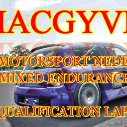 Forza Motorsport Nederland - Mixed Endurance Qualification Lap