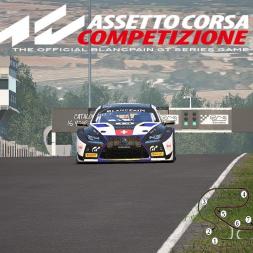 ACC | Lexus RC F GT3 @Barcelona