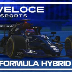 VELOCE ESPORTS   FORMULA HYBRID 2019!