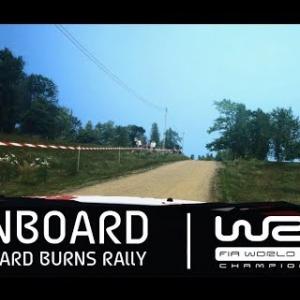 Rally Poland Kris Meeke Onboard - Richard Burns Rally WRC TV graphics mod