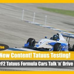 rF2: New Tatuus Cars!