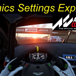 Assetto Corsa Competizione - Best Graphics Settings For Your PC Explained