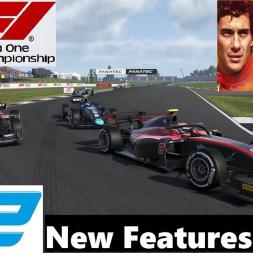 F1 2019 - Super Quick Overview New Features - F2, Esports, Senna V Prost