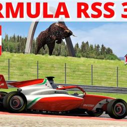 Formula RSS 3 V6 | HOTLAP at Red Bull Ring | Assetto Corsa | 4K