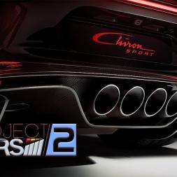 Project Cars 2 * Bugatti Chiron Sport [mod download]