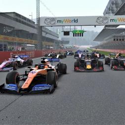F1 2019 MULTIPLAYER CARNAGE