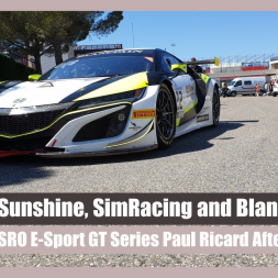 SRO E-Sport GT Series Paul Ricard Aftermovie - Sun, Sport and a (lack of) Seats