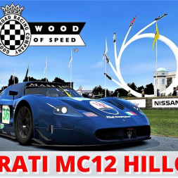 Maserati MC12 | Goodwood Hillclimb Shootout | Assetto Corsa | 4K
