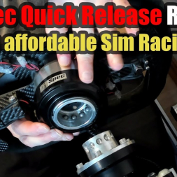 D1 Spec QR review. A more affordable Quick Release for sim racing?