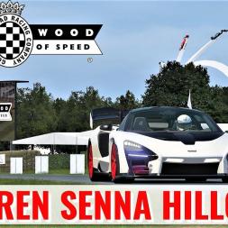 McLaren Senna   Goodwood Hillclimb Shootout   Assetto Corsa   4K