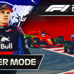 F1 2019 CAREER MODE | MAKING HISTORY AT THE RED BULL RING!!!