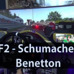 rFactor 2 - Mit Schumachers Benetton Ford aufs Podium