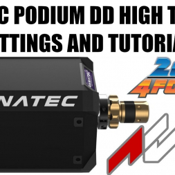 Fantec Podium DD settings and tutorial. Get the most out of your DD EP:1