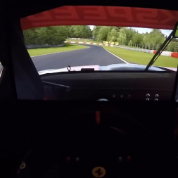 Ford Capri Zakspeed vs Nordschleife - Onboard @GoPro [Triple Screen]