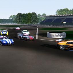 RSS GT Cars Figure 8