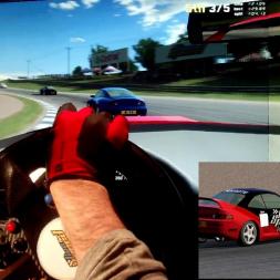 LFS - Blackwood - RB4 GT - Pro AI race